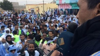 Photo of فيديو: معارضة موريتانيا تنزل للشارع مجددا
