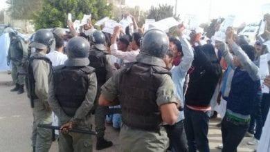 "Photo of موريتانيا.. ""تواصل"" يدين قمع الطلاب ويطالب بالحوار"