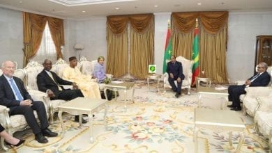 Photo of موريتانيا.. الرئيس يبحث شؤون الساحل مع الأمم المتحدة