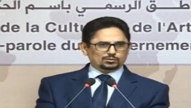 Photo of الحكومة الموريتانية تتهم إمام مسجد بنشر التطرف
