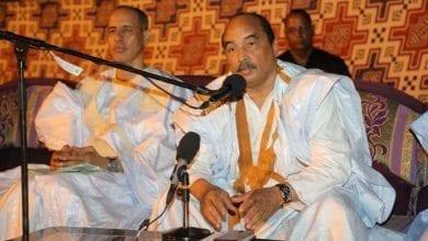 """Photo of الرئيس الموريتاني يدعو """"المغاضبين"""" للعودة إلى رشدهم"""