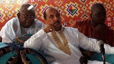 Photo of الرئيس الموريتاني: «متطرفون» يشاركون في الانتخابات