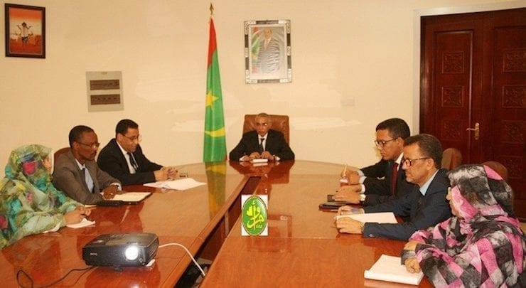أول اجتماع وزاري منذ أكثر من شهر في موريتانيا