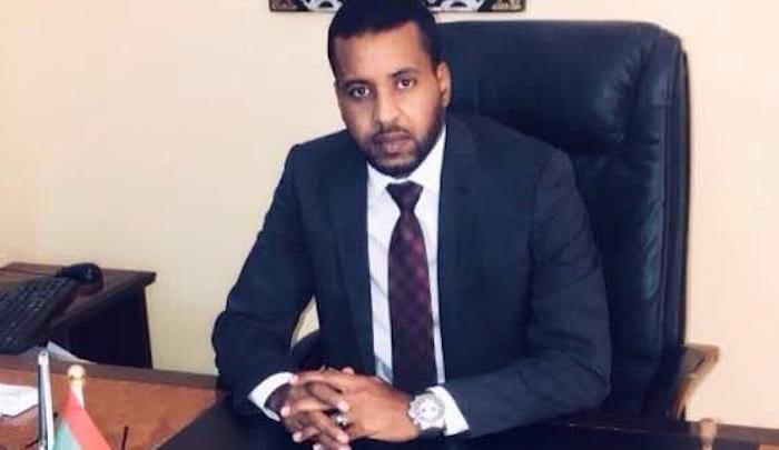 وكيل الجمهورية في العيون أحمدو بمب ولد محمدو