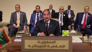 """Photo of ولد عبد العزيز: """"القضية الفلسطينية"""" تبقى قضية العرب الأولى"""