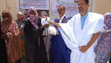 Photo of جمعية التكافل توزع إفطار الصائم في توجينين