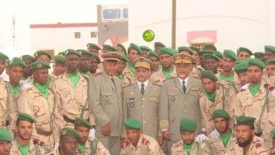 Photo of موريتانيا.. تخرج 80 ممرضا من المدرسة العسكرية لأعوان الصحة