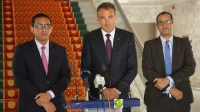 Photo of موريتانيا.. الرئيس يعقد لقاءً مع الرئيس التنفيذي لشركة «BP»