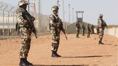 Photo of الجزائر.. العثور على مخبأ للأسلحة