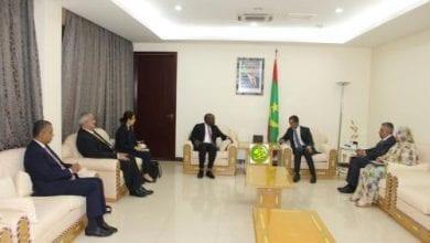 Photo of موريتانيا.. الوزير الأول يجري مباحثات مع مؤسسة التمويل الدولية