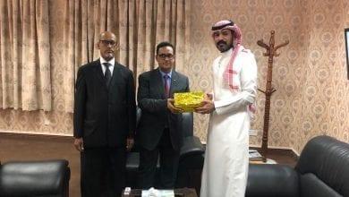 Photo of موريتانيا تكرم القنصل السعودي بعد انتهاء مهامه