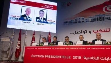 Photo of تونس.. رفض الطعون في نتائج الدور الأول للانتخابات الرئاسية