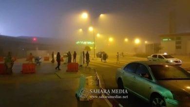 Photo of الضباب يؤثر على حركة الملاحة الجوية في مطار نواكشوط