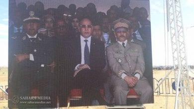 Photo of «غزواني» يترك تدشينات أكجوجت لوزراء من حكومته