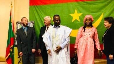 Photo of السفارة الموريتانية في واشنطن تحيي ذكرى الاستقلال