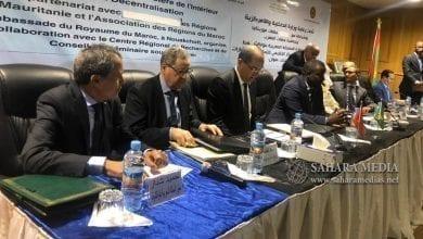 Photo of تفاهم موريتاني مغربي في مجال الإدارة الترابية