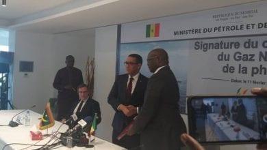 Photo of السنغال .. التوقيع على اتفاقية تسويق غاز «آحميم»