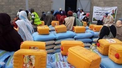 Photo of نواذيبو.. توزيع مساعدات غذائية على 5000 أسرة