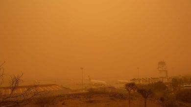 Photo of «عاصفة الصحراء» تخيم على قمة الساحل بنواكشوط