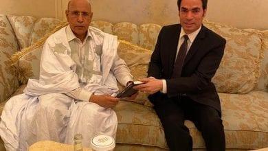 Photo of ثروة الأطلسي .. لقاء مع رئيس موريتانيا / أحمد المسلماني