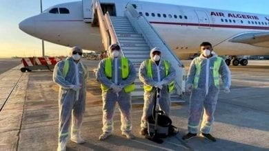 Photo of موريتانيا تعيد طلابها الأربعة العالقين في ووهان الصينية