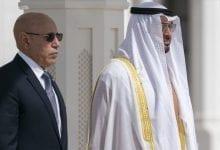 "Photo of محمد بن زايد يتصل بالرئيس الموريتاني بخصوص ""كورونا"""