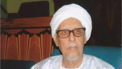 Photo of محمد المختار ولد اباه يعزي أسرة أهل الطايع