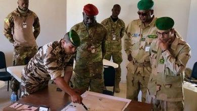 Photo of قيادة أركان الجيش الموريتاني تعلن ترقية 87 ضابطا