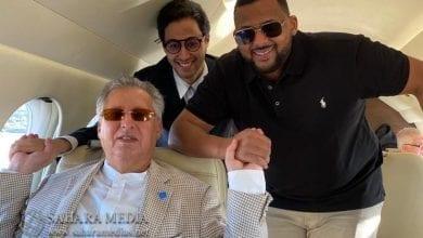 Photo of هذا ما قاله محمد ولد بوعماتو في خطاب عودته