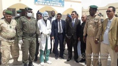 Photo of نقل 130 موريتانيا من الحدود مع المغرب