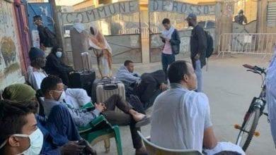 Photo of لجنة حقوق الإنسان تناقش أزمة العالقين مع الخارجية