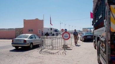 Photo of إغلاق «الكَركَارات» أمام المسافرين والسماح للبضائع