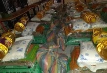 "Photo of جمعية""الإرادة"" توزع مواد غذائية على أسر فقيرة"