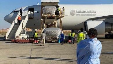 Photo of مساعدات طبية من شركة «أرايز» لموريتانيا (صور)