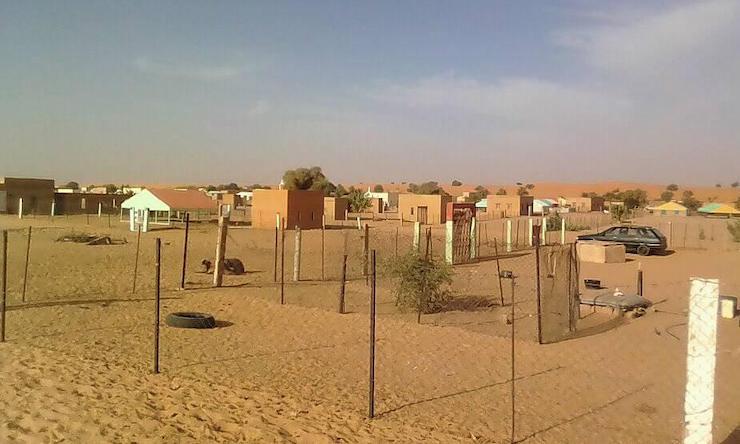 قرية عرفات (فيسبوك)