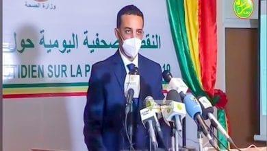 Photo of موريتانيا تسجل 168 إصابة بكورونا و 55 حالة شفاء