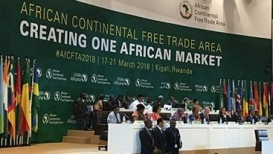 Photo of تحديد موعد محتمل لانطلاق منطقة التجارة الحرة في أفريقيا