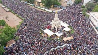 Photo of مالي.. احتجاجات وإطلاق نار بالقرب من سكن الرئيس