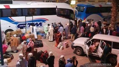 Photo of عودة 1000 موريتاني كانوا عالقين في المغرب