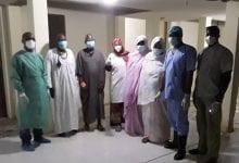 "Photo of موريتانيا.. إعلان شفاء 4 حالات كورونا ""حرجة"""