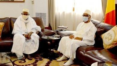 Photo of مالي.. لقاء بين الرئيس كيتا و«الإمام المعارض» محمود ديكو